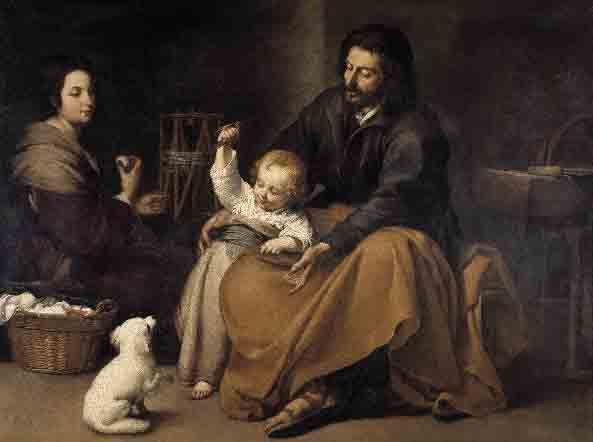 Mariánsky rok za rodinu
