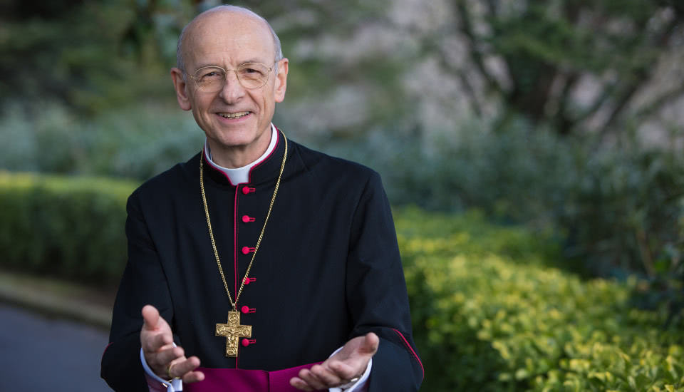 Fernando Ocariz Prälat des Opus Dei