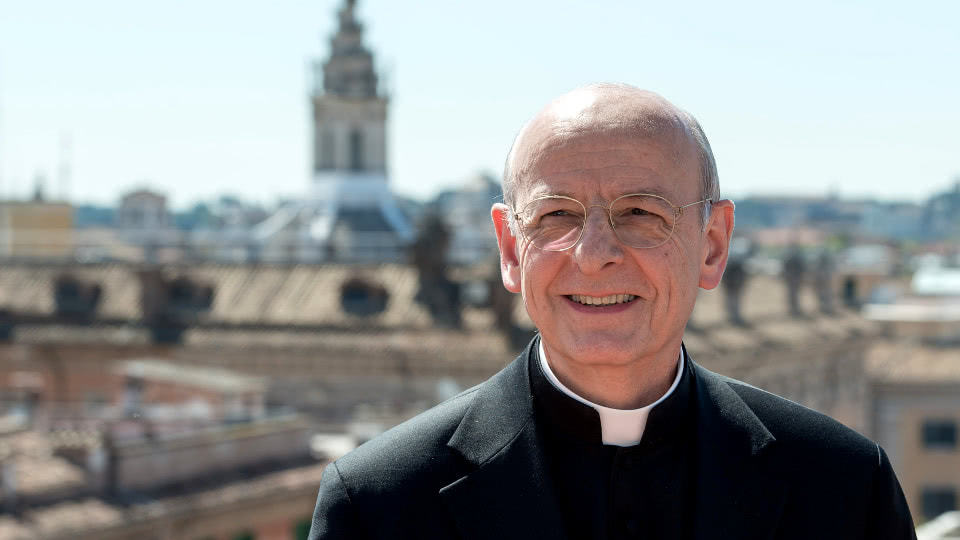 Mons. Fernando Ocáriz, prelado del Opus Dei