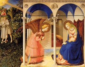 Життя Марії: Благовіщення
