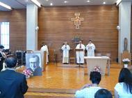 聖ホセマリアの記念ミサ(東京、2017年6月)