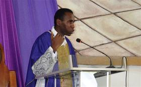 Abidjan. Messe pour le repos de l'âme de Mgr Xavier Ecchevarria