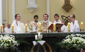 Святые Мессы в честь Святого Хосемарии