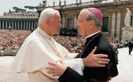Cuando los santos se encuentran. San Juan Pablo II y el beato Álvaro del Portillo