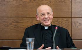 O Papa Francisco nomea prelado do Opus Dei a Mons. Fernando Ocáriz