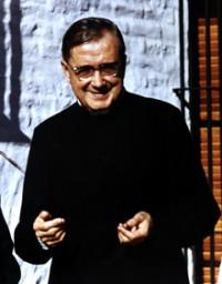 El fundador del Opus Dei en La Chacra, casa de retiros donde se alojó en 1974, durante su estancia en Argentina