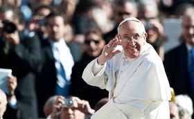 Pápežové katechézy o rodine: prvá audiencia (december 2014)