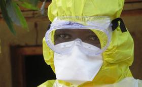 """Ébola: """"Para los que confían en Dios, la esperanza no se pierde"""""""