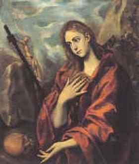"What does the ""Gospel according to Mary (Magdalene)"" say?"