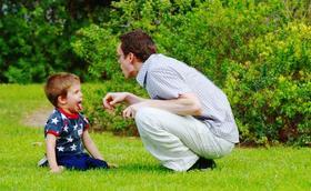 Das Recht der Eltern auf Erziehung ihrer Kinder (I)  - Ausdruck der Liebe -