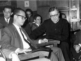 Opus Dei 50 år på Filippinene