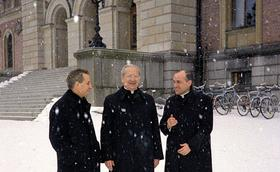 En resa i tacksamhet till biskop Alvaro