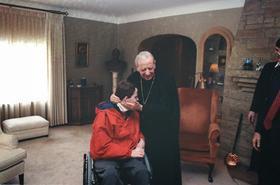 El beato Álvaro y su cariño por los enfermos