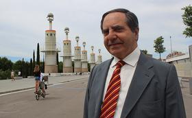 "Salvador Bernal: ""Álvaro del Portillo et feia sentir tranquil i serè"""