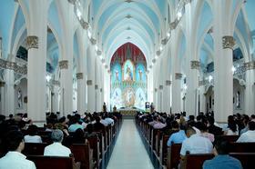 """Celebración de San Josemaría en Panamá, """"crisol de razas"""""""
