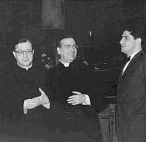 Eine kurze Geschichte des Opus Dei in der Schweiz