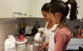 Svensk frukost till påven: dulce de leche