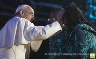 Papa Francisco nos EUA