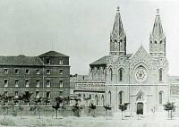La maison centrale des Lazaristes, où saint Josémaria reçut l'inspiration divine de l'Opus Dei