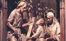 MP3 per pregar en la festa de sant Josep