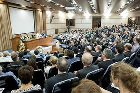 Il Prelato inaugura l'Anno accademico della Pontificia Università della Santa Croce