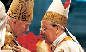 ヨハネ・パウロ二世とヨハネ二十三世、列聖へ アルバロ・デル・ポルティーリョ師、列福へ 教皇庁、教令発布