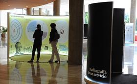 """Oberta l'exposició """"Un sant en dades"""" a Barcelona"""