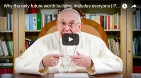 Papież do TED 2017: potrzeba rewolucji czułości