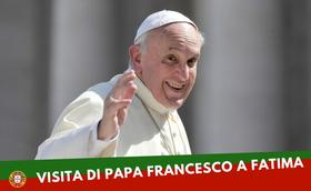 Il viaggio di Papa Francesco a Fatima