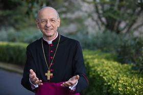 Pāvests Francisks ir iecēlis par Opus Dei prelātu monsinjoru Fernando Okarisu (Mgr. Fernando Ocáriz)