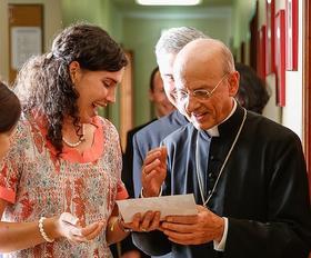 Com as primeiras mulheres do Opus Dei de Portugal