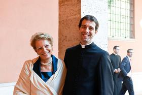 31 Opus Dein jäsentä vihittiin diakoneiksi Roomassa.