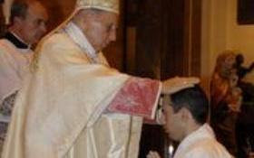 May 9: Live streaming of priestly ordinations
