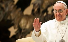 Boodschap paus Veertigdagentijd 2017