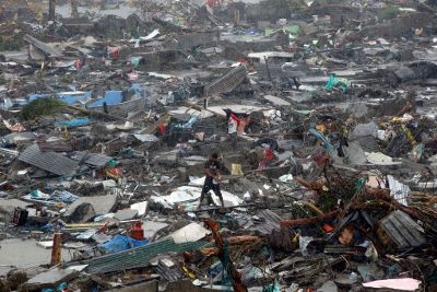Letter from the Prelate after typhoon Haiyan