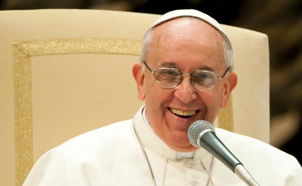 Le parole di Papa Francesco durante l'udienza generale (28/05/2014)