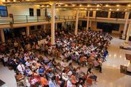 50 años en Paraguay: una fiesta de familia