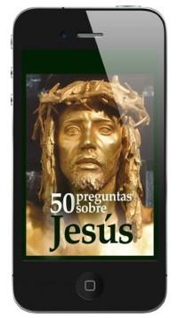Libro electrónico '50 preguntas sobre Jesús'.