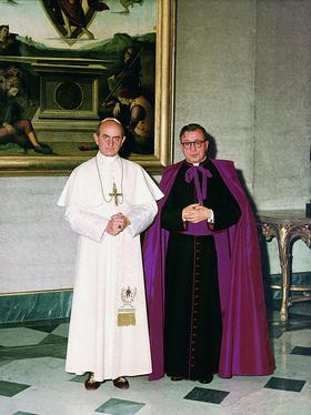 Paulo VI e S. Josemaria