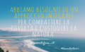 10 consigli di Papa Francesco per curare l'ambiente in cui viviamo