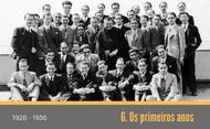 6. Os primeiros anos do Opus Dei