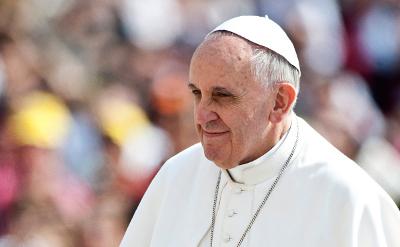 Tres consejos del Papa a los novios