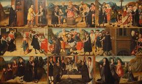Zvučni zapis Prelata: Siromaha odjenuti i utamničenika pohoditi