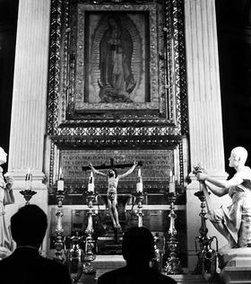 San Josemaría y su gran amor a la Virgen de Guadalupe