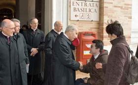Nieuwe kruisweg in Loreto heet 'Heilige Jozefmaria Escrivá kruisweg'