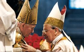 Unidos ao Papa