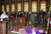 Fallecimiento del Prelado del Opus Dei. Villa Tevere, Roma (Italia). 23-III-1994