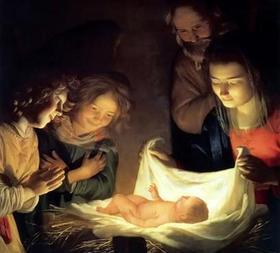 Noël, porte d'humilité et de miséricorde