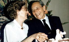 Tomás och Paquita Alvira