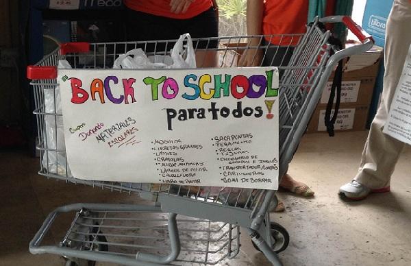 """""""Back to School"""" para todos"""